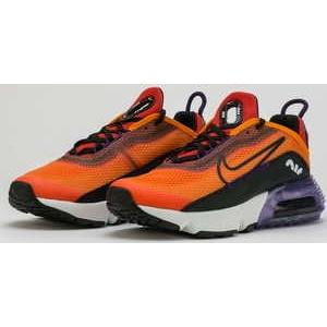Nike Air Max 2090 (GS) magma orange / black - eggplant EUR 39 - Nikeboty.cz