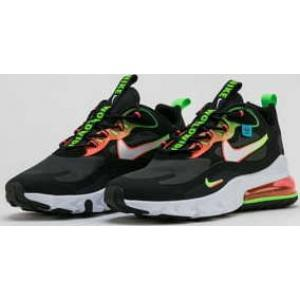 Nike Air Max 270 React Worldwide black / white - green strike EUR 43 - Nikeboty.cz