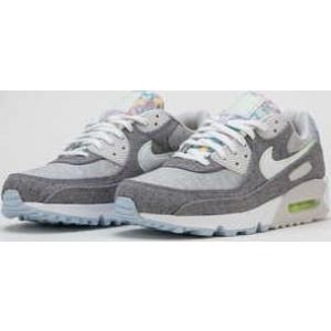 Nike Air Max 90 NRG vast grey / white - barely volt EUR 42 - Nikeboty.cz