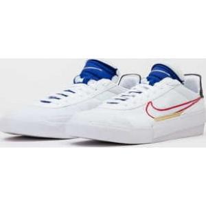 Nike Drop - Type HBR white / university red EUR 47 - Nikeboty.cz