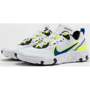 Nike Renew Element 55 QS white / racer blue - volt EUR 40 - Nikeboty.cz