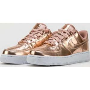 Nike W Air Force 1 SP mtlc red / bronze - rose gold EUR 42 - Nikeboty.cz