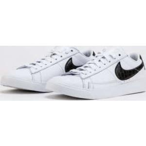 Nike W Blazer Low white / black EUR 40.5 - Nikeboty.cz