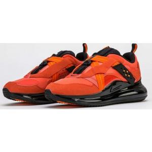 Nike Air Max 720 Slip / OBJ team orange / black - team orange EUR 47.5 - Nikeboty.cz